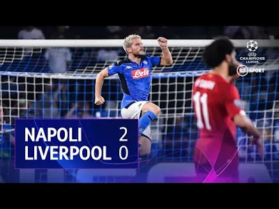 Napoli vs Liverpool 2-0 All Goals And Match Highlights [MP4 & HD VIDEO]