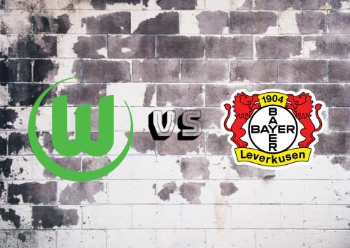 Wolfsburg vs Bayer Leverkusen  Resumen