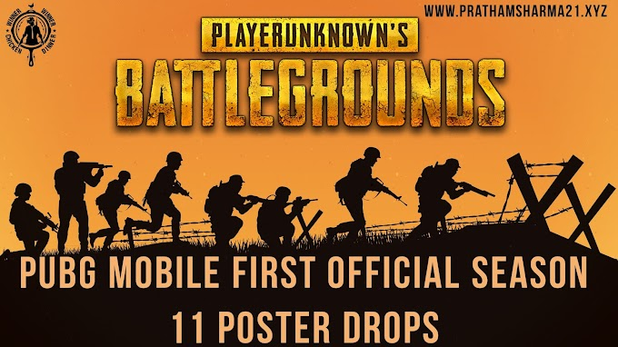 PUBG Mobile first official Season 11 poster drops