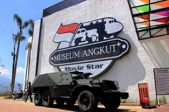 Objek Wisata Museum Angkut
