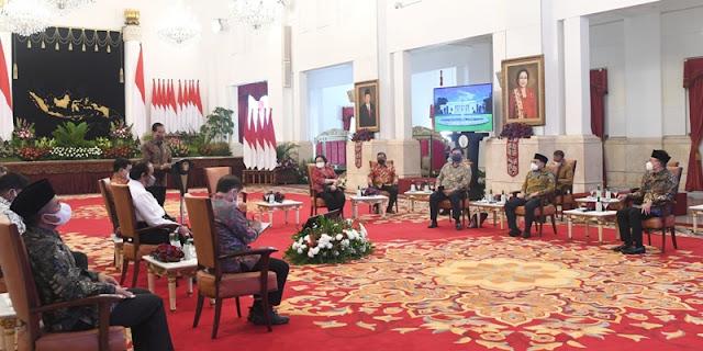 Demokrat: Semoga Pertemuan Ketum Parpol di Istana Kemarin Tidak Mengutak-atik Konstitusi