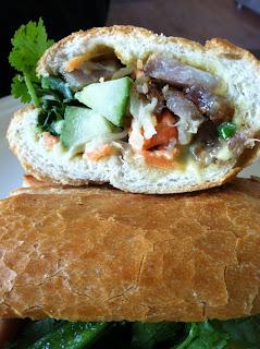 Steams and Treats Banh Mi Marianne's Kitchen