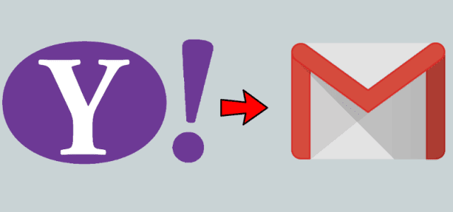How to switch Yahoo Mail to Google  mail - Easiest Tech
