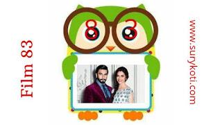 Ranveer Singh 83