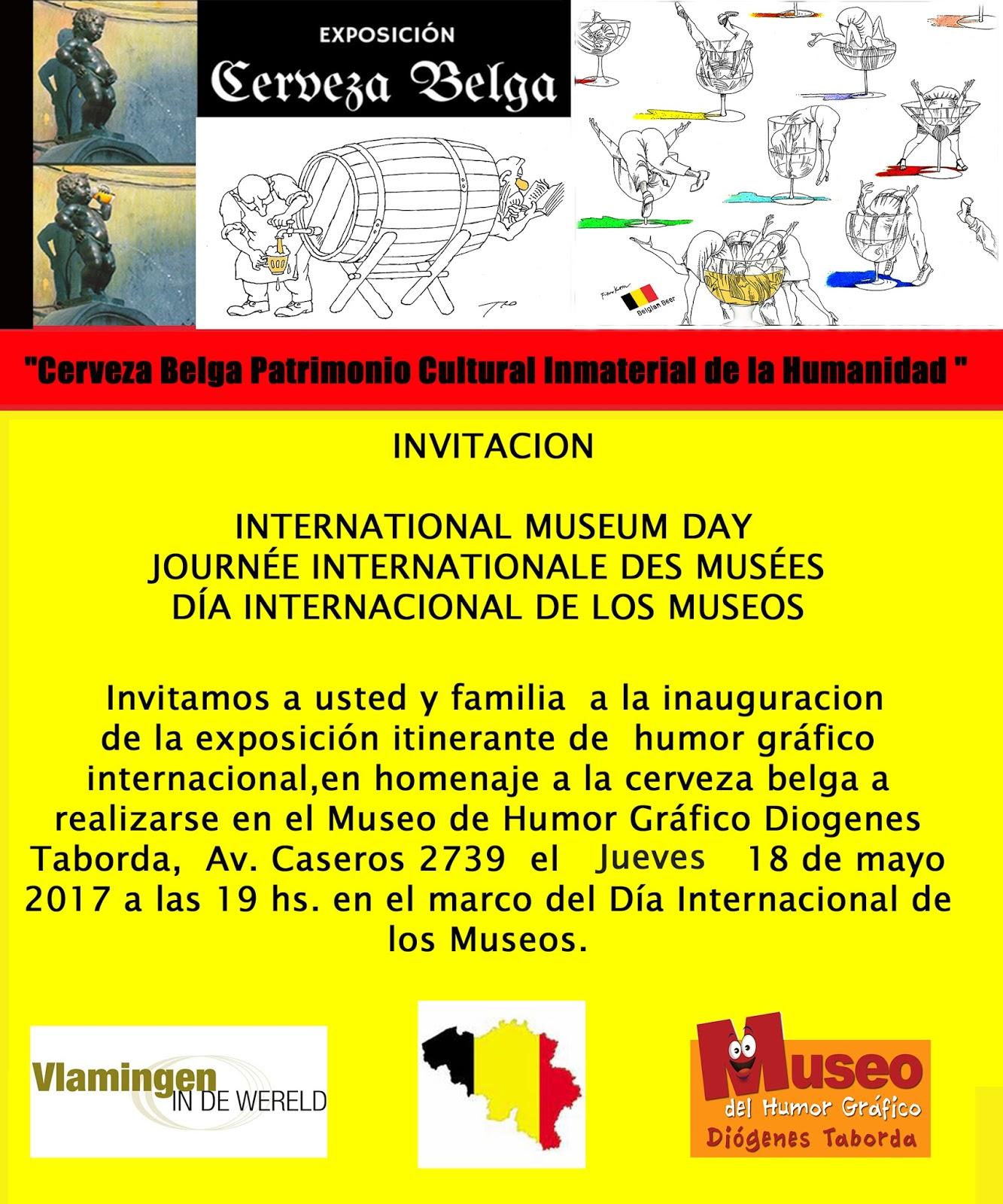 Invitacion a la Exposicion: \