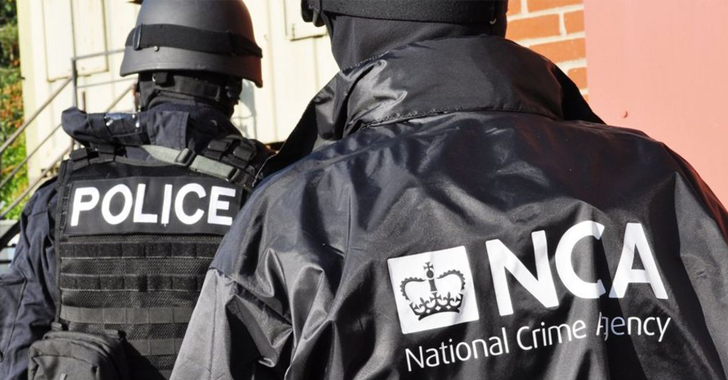 NCA Arrested 21 Customers
