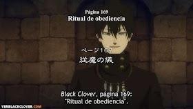 Black Clover Capítulo 169 Sub Español HD