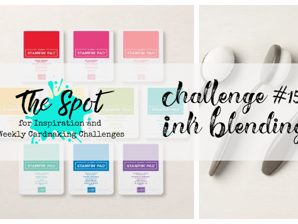 Spot Challenge 159 - Ink Blending Challenge
