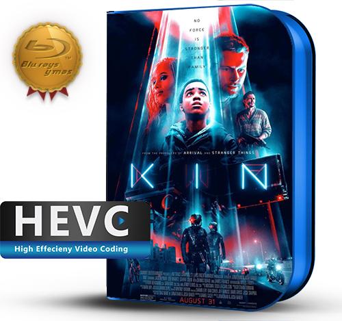 Kin (2018) 1080P HEVC-8Bits BDRip Latino/Ingles (Subt.Esp)(Ciencia Ficción)