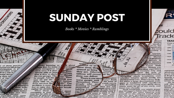 Sunday Post - Congo, Doctor Who, and Spider Bites