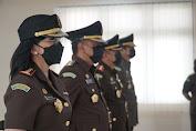 Kejati Bali Lantik Tiga Pejabat Esilon III