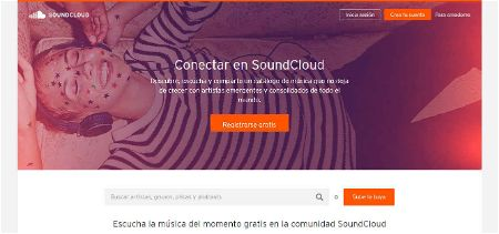 soundcloud escuchar musica gratis