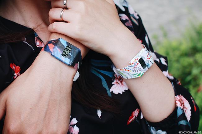 ファッションブロガー日本人、今日のコーディネート、ペーパーウォッチ 時計