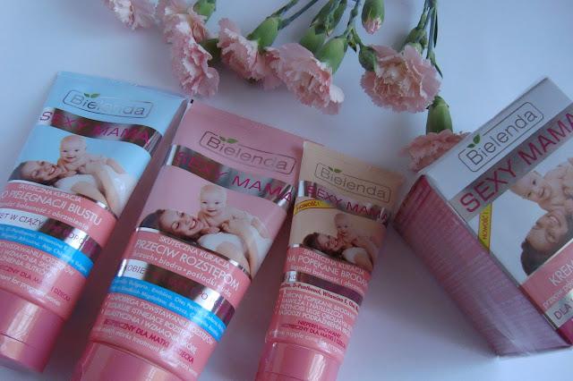 BIELENDA Sexy Mama - Seria kosmetyków dla kobiet w ciąży