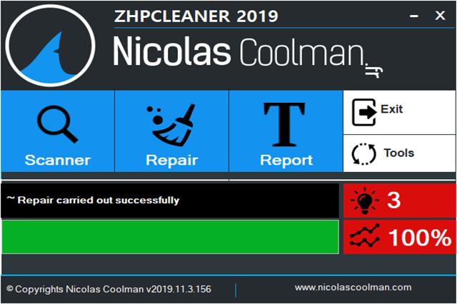 تنزيل برنامج زي إتش بي كلينر لتنظيف النظام ومتصفحات الإنترنت من البرامج الضارة  وأشرطة الأدوات والإعلانات المزعجة مجانا.
