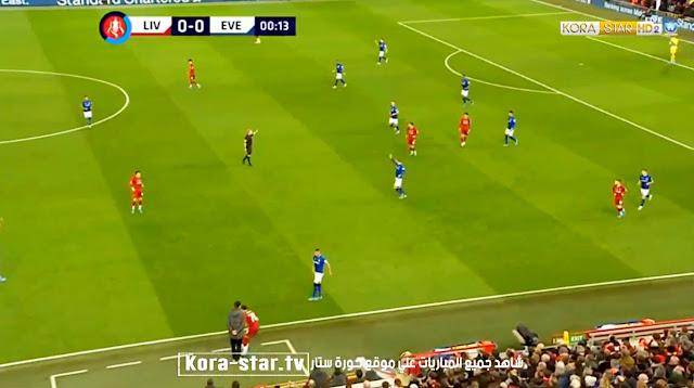 مباراة ليفربول وايفرتون - مباراة ليفربول اليوم - موعد مباراة ليفربول ضد ايفرتون