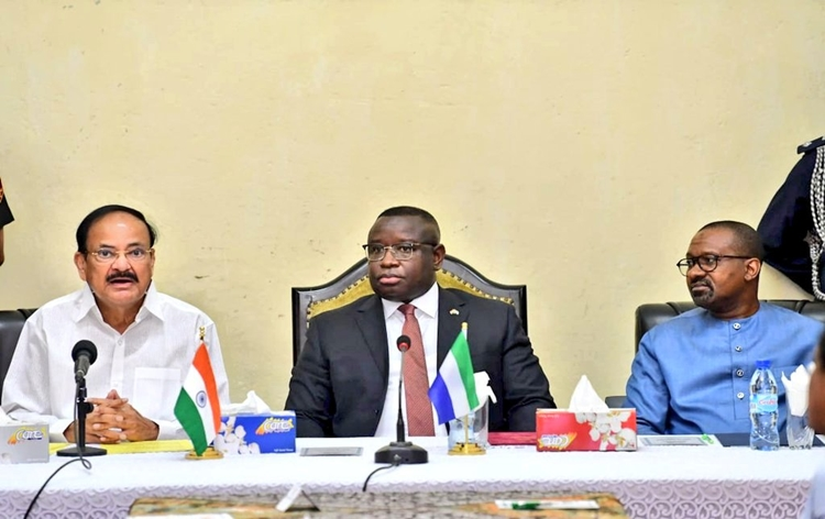 INDIA-SIERRA LEONE, Daily Current Affairs: 14th October 2019