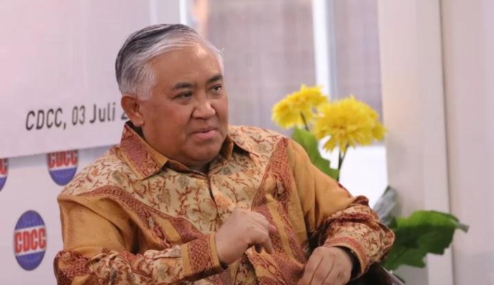 Din Syamsuddin Cs, Ditegur Relawan Jokowi, Gara-gara..