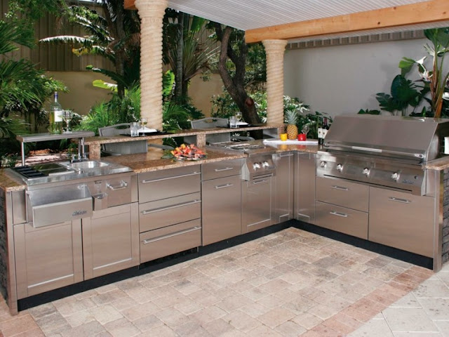 Type dan Model Dapur Standard Professional