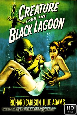 El Monstruo De La Laguna Negra [1080p] [Castellano-Ingles] [MEGA]