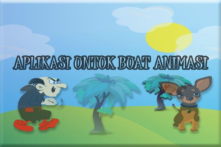 Aplikasi Android Untuk Membuat Konten Animasi