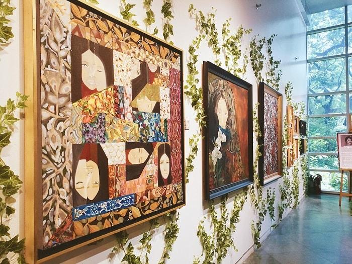 Love Marie Ongpauco-Escudero art exhibition
