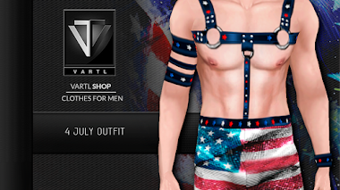 4 JULY OUTFIT