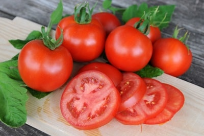 Tomat untuk Asam Urat