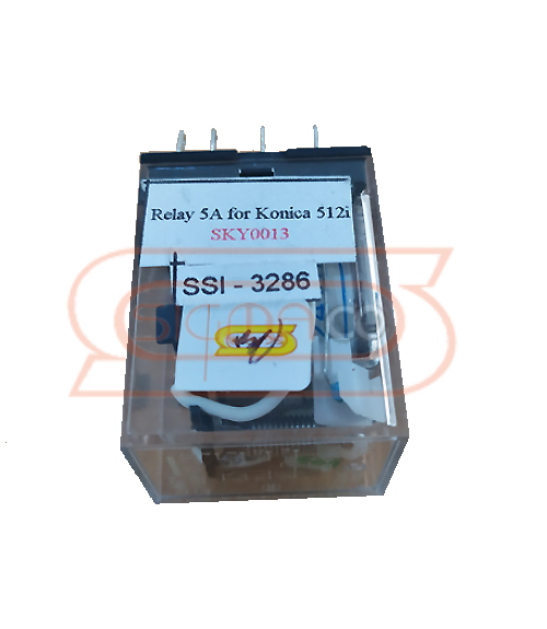 SKY0013 - Relay 5A for Infiniti Konica 512i