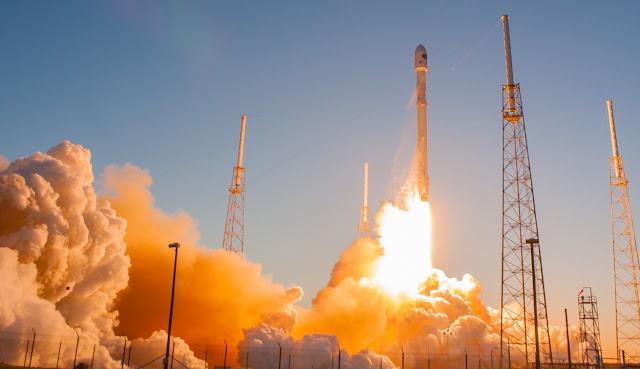 SpaceX espera voar novamente em novembro