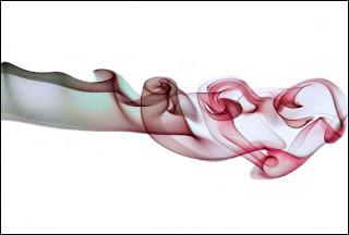 Fotografía artística con humo