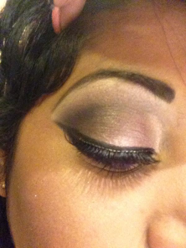 Mizz Made Up: Mac Fabulousness Smokey eye palette makeup ...