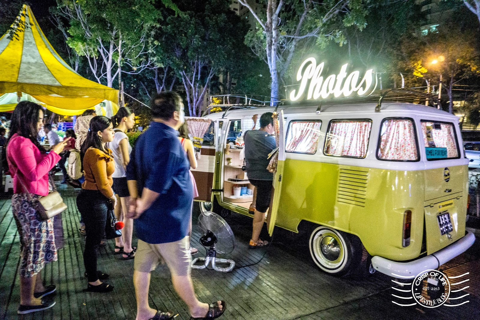 Food Truck Carnival @ Vouk Hotel Suites, Georgetown, Penang