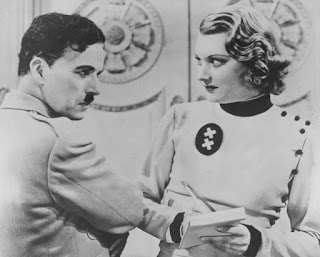 Charlie Chaplin Nita Pike