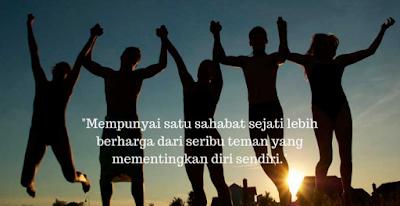 [Terbaru] Kata Kata Persahabatan Yang Menyentuh Hati