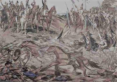 sejarah terjadinya perang bubat