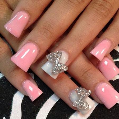 Natural Sculptured Nails