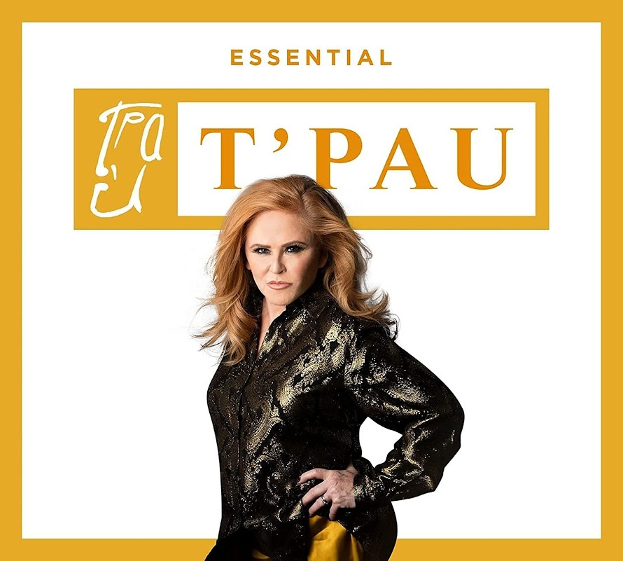 The Essential T´Pau 3 CD Set Available Now