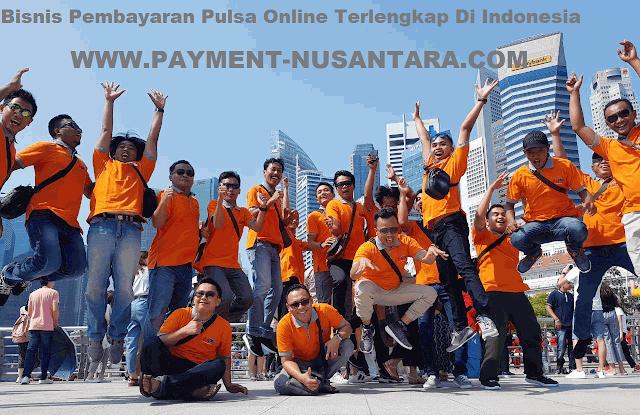 Bisnis Pembayaran Pulsa Online Terlengkap Di Indonesia