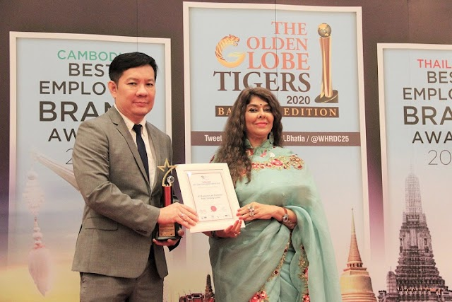 PTTEP receives 2 awards for the achievements in human resource management