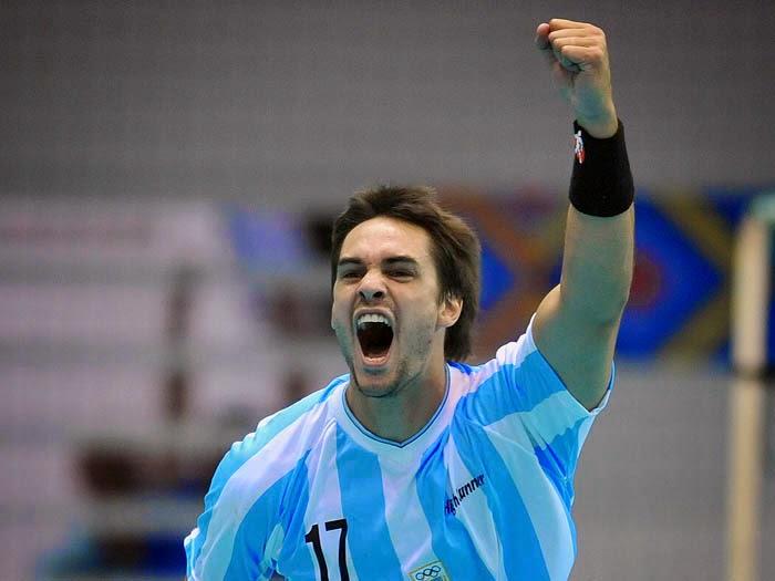 Damián Migueles jugará la Super Globe con Taubaté | Mundo Handball