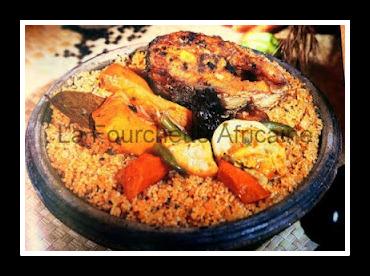La fourchette Africaine juillet 2012