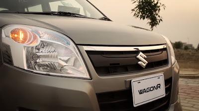 Maruti Suzuki Wagon R Headlight image