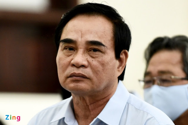 Ông Văn Hữu Chiến, cựu Củ tịch UBDN TP Đà Nẵng.