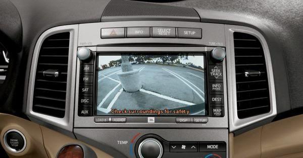 Kamera dan Sensor Parkir