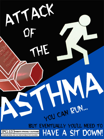 Funny Asthma Quotes QuotesGram