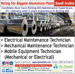 Biggest Aluminum Plant in Saudi Arabia