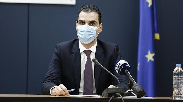 Μ. Θεμιστοκλέους: Δεν υφίσταται κανένα θέμα αναβολής ή ματαίωσης εμβολιασμών