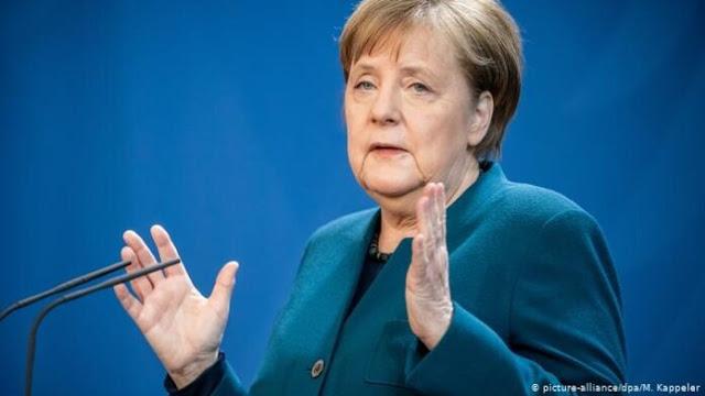 Kanselir Jerman Melarang Bundesliga & Kegiatan Olahraga Dihadiri Penonton