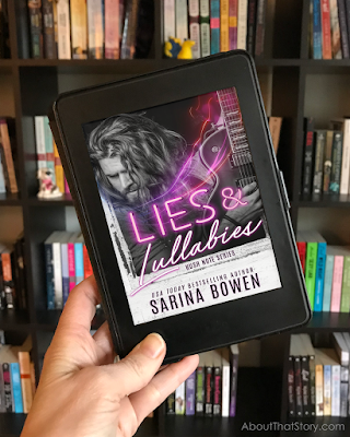 Book Review: Lies and Lullabies by Sarina Bowen | About That Story